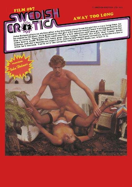 Swedish Erotica 67 - Away Too Long Box Cover