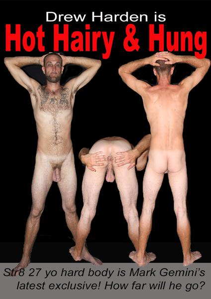 Hot, Hairy & Hung Box Cover