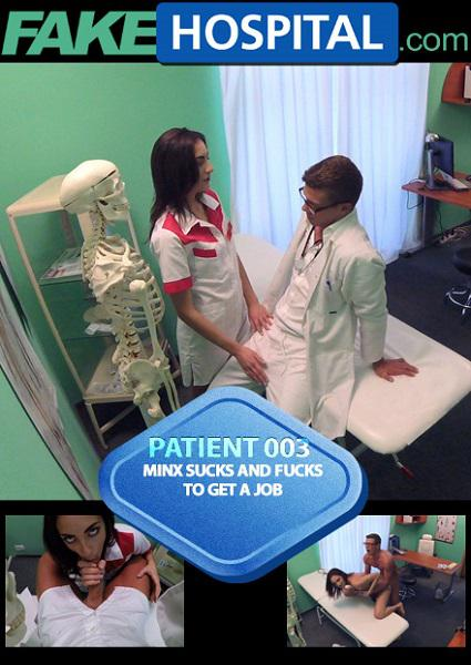 Patient 003 - Minx Sucks And Fucks To Get A Job Box Cover