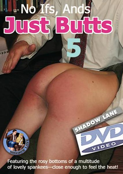 No Ifs, Ands - Just Butts! 5 Box Cover