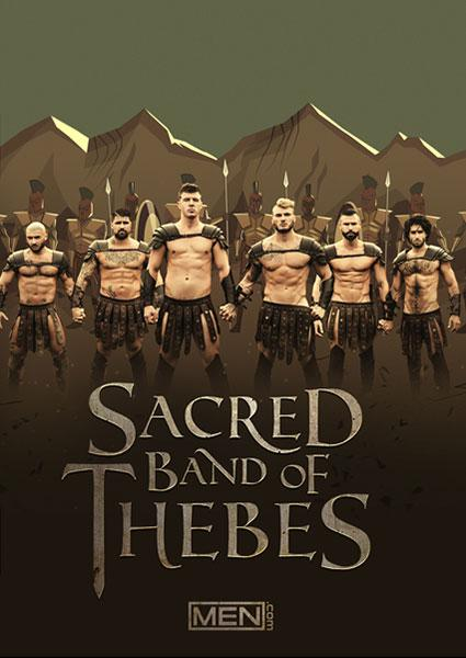 Sacred Band Of Thebes Box Cover