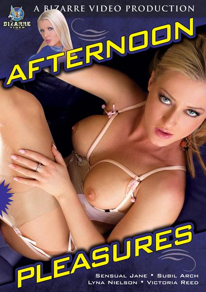 Afternoon Pleasures Box Cover