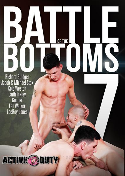 Battle of the Bottoms 7 Box Cover