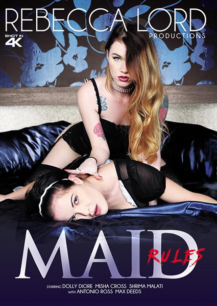 Maid Rules Box Cover