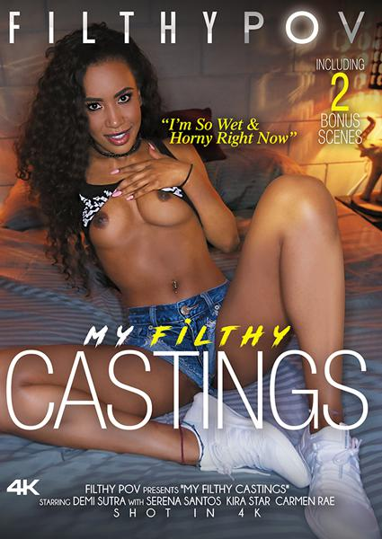My Filthy Castings Box Cover