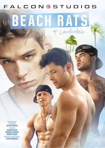 Beach Rats of Lauderdale Box Cover - Login to see Back