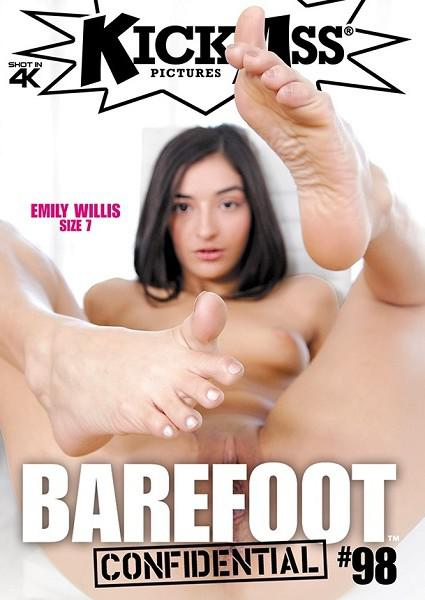 Barefoot Confidential #98 Box Cover