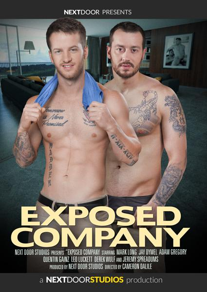 Exposed Company Box Cover