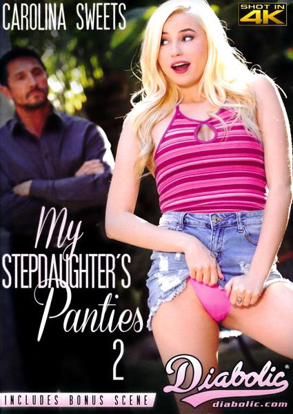 My Stepdaughter's Panties 2 Box Cover