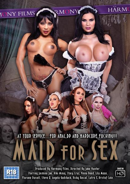 Maid For Sex Box Cover