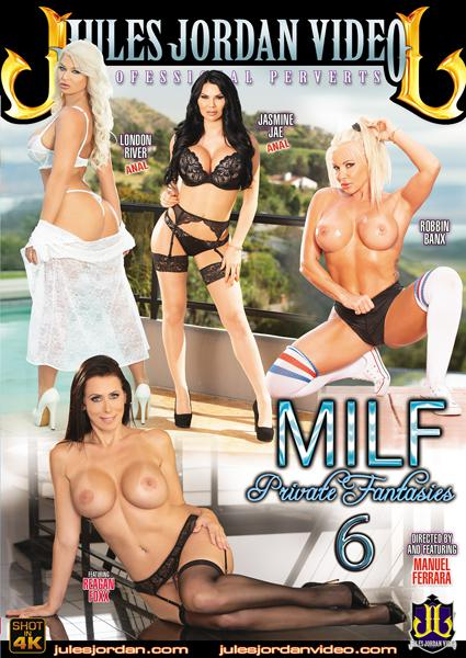 MILF Private Fantasies 6 Box Cover