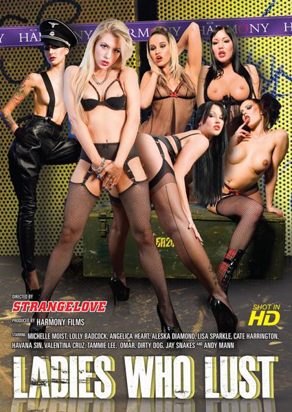 Ladies Who Lust Box Cover