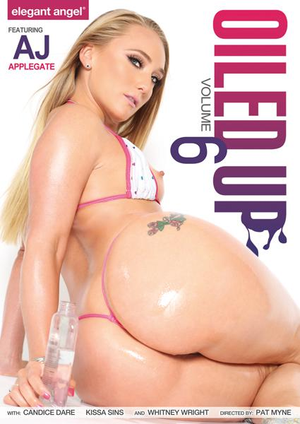 Oiled Up 6 Box Cover