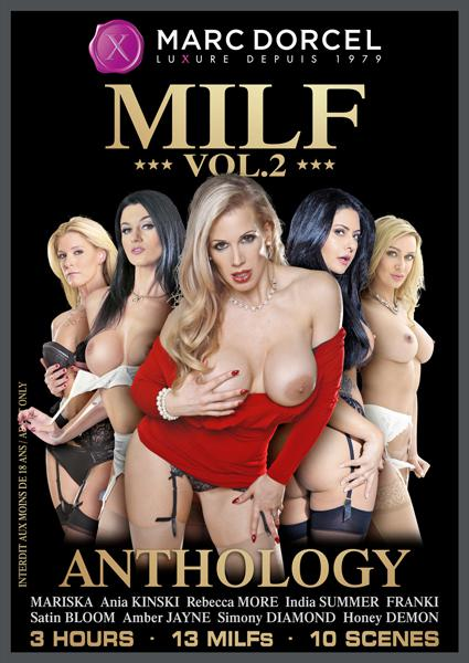 MILF Anthology Vol. 2 (English) Box Cover