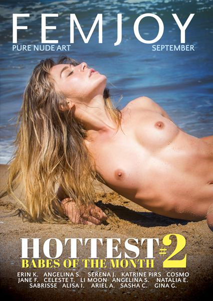 Hottest Babes Of The Month #2: September Box Cover