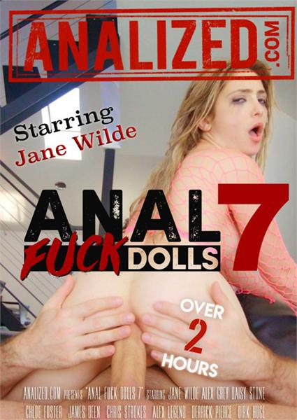Anal Fuck Dolls 7 Box Cover