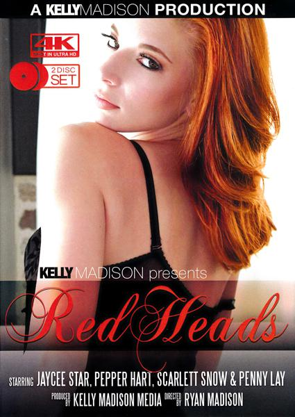 Red Heads (Disc 2) Box Cover