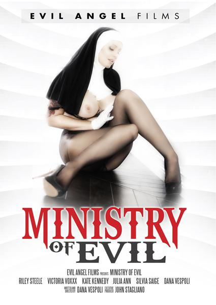 Ministry Of Evil Box Cover