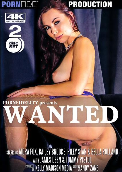 Wanted (Disc 1) Box Cover