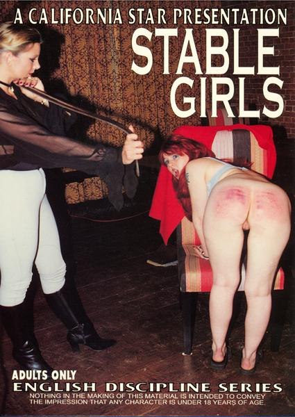 Stable Girls Box Cover