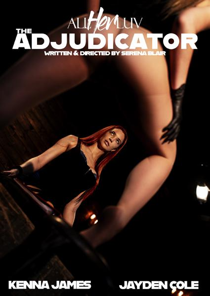 The Adjudicator Box Cover