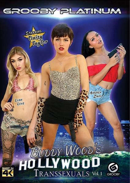 Buddy Wood's Hollywood Transsexuals Vol. 1 Box Cover
