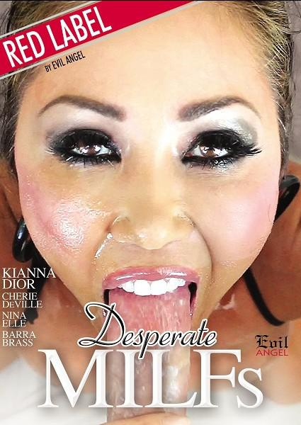 Desperate MILFs Box Cover - Login to see Back