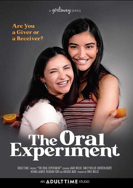 The Oral Experiment Box Cover - Login to see Back