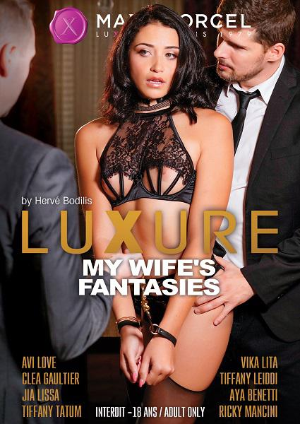 Luxure - My Wife's Fantasies (English) Box Cover