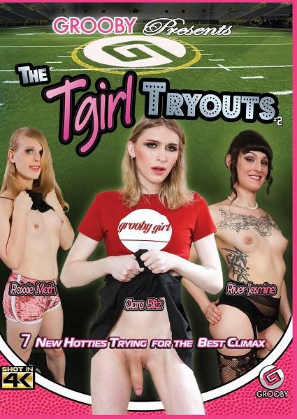 The Tgirl Tryouts #2 Box Cover