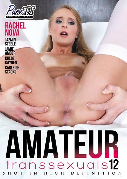 Amateur Transsexuals 12 Box Cover