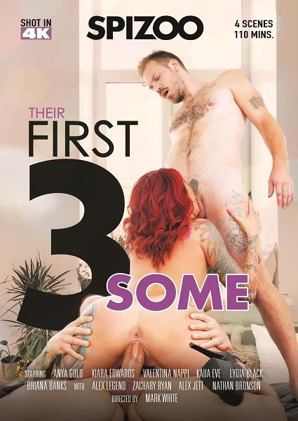 Their First 3 Some Box Cover - Login to see Back