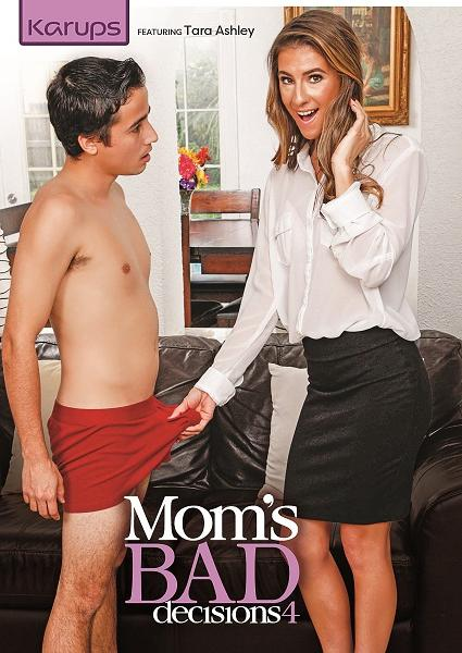 Mom's Bad Decisions 4 Box Cover - Login to see Back