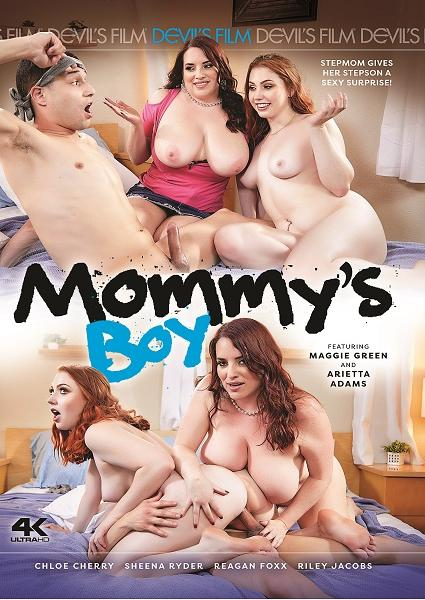 Mommy's Boy Box Cover