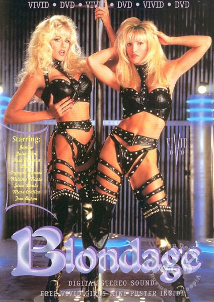 Blondage Box Cover