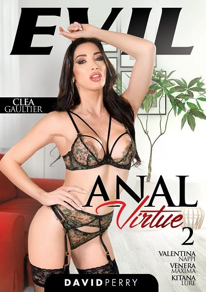Anal Virtue 2 Box Cover