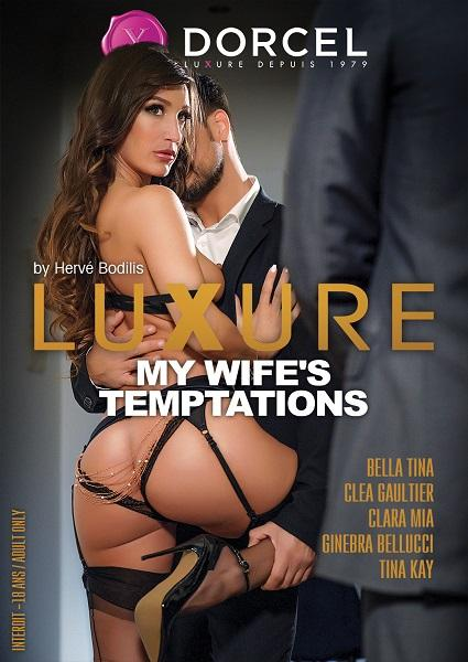 Luxure - My Wife's Temptations Box Cover