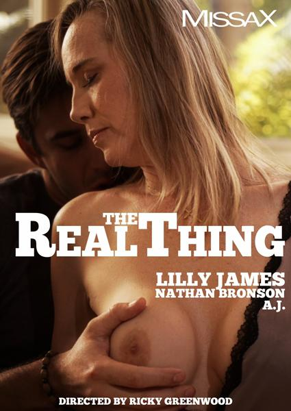 The Real Thing Box Cover