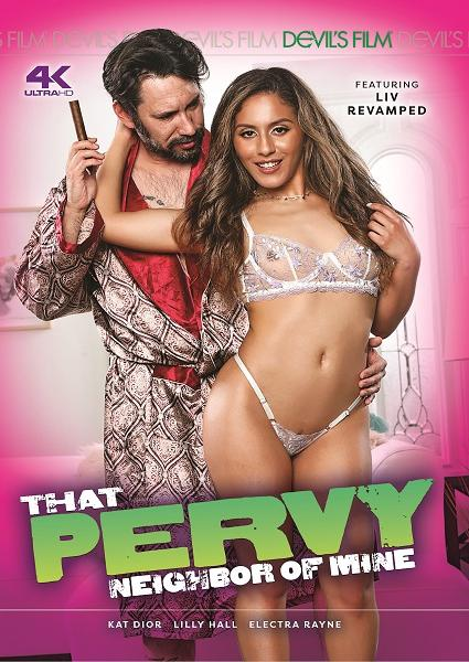 That Pervy Neighbor Of Mine Box Cover - Login to see Back