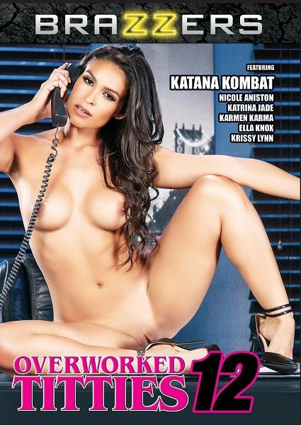 Overworked Titties 12 Box Cover