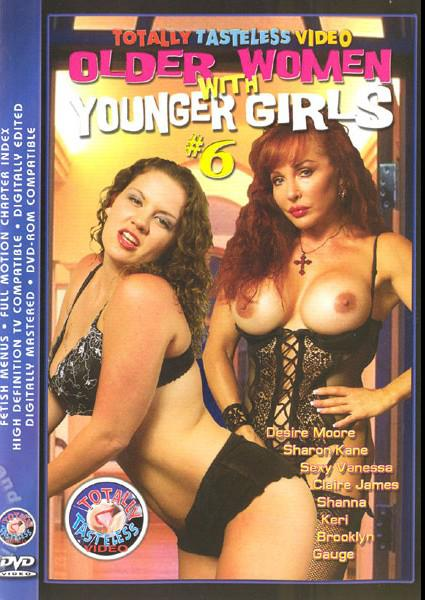 Older Women With Younger Girls #6 Box Cover