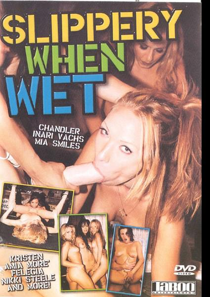 Slippery When Wet Box Cover