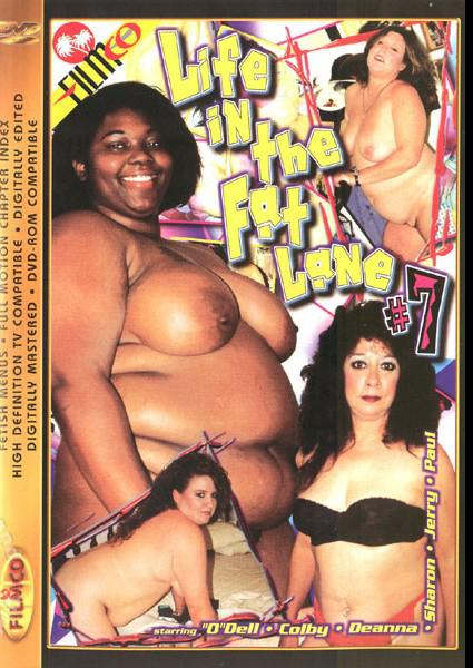 Life In The Fat Lane #7 Box Cover