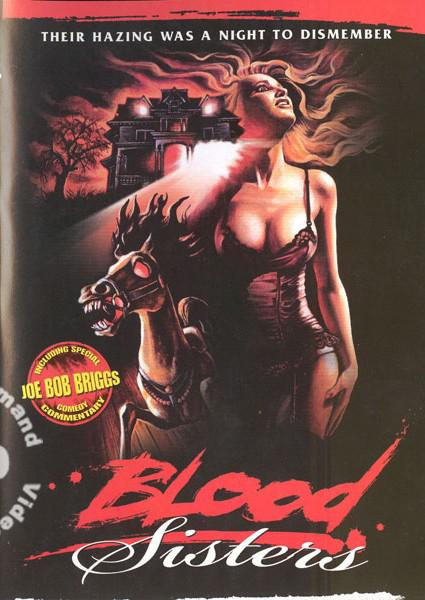 Blood Sisters Box Cover