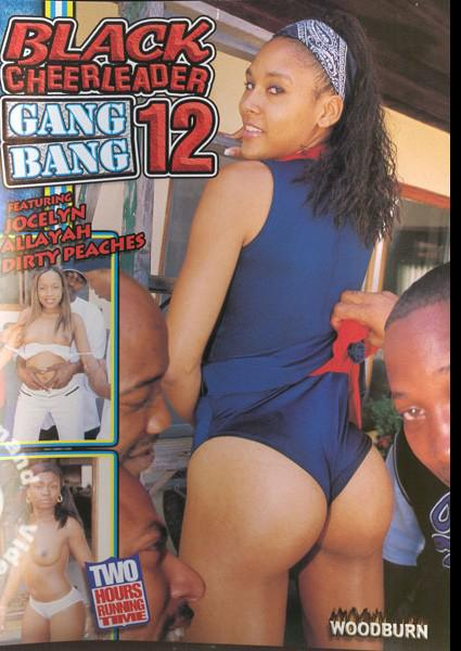Black cheerleader gangbang