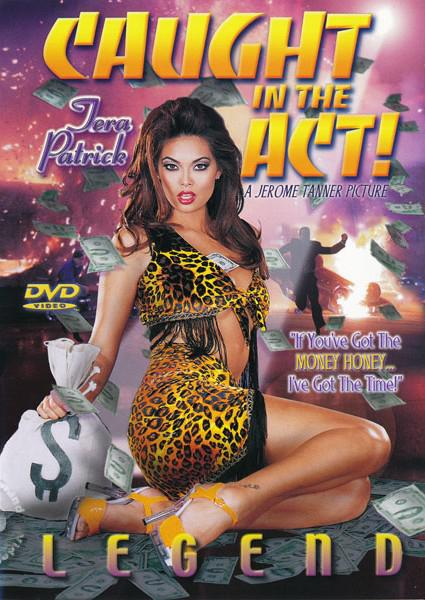 Tera Patrick Caught In The Act Box Cover