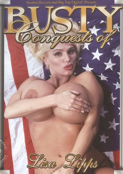 Busty Conquests of Lisa Lipps Box Cover