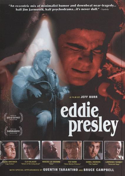 Eddie Presley - Extended Version Box Cover