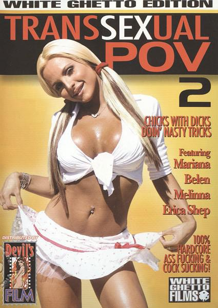 Transsexual POV 2 Box Cover