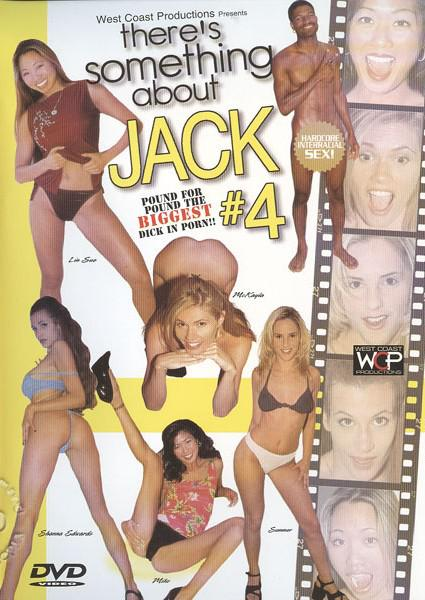 There's Something About Jack #4 Box Cover